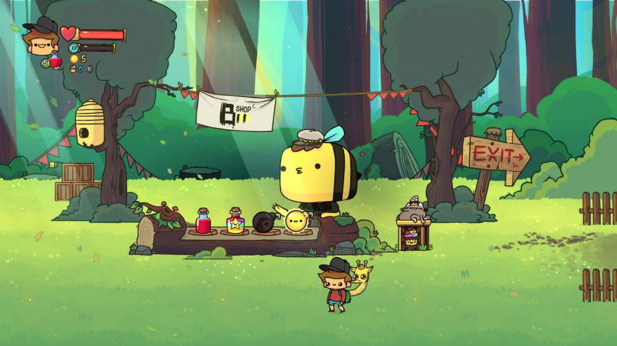 The Adventure Pals Review - Screenshot 1 of 4