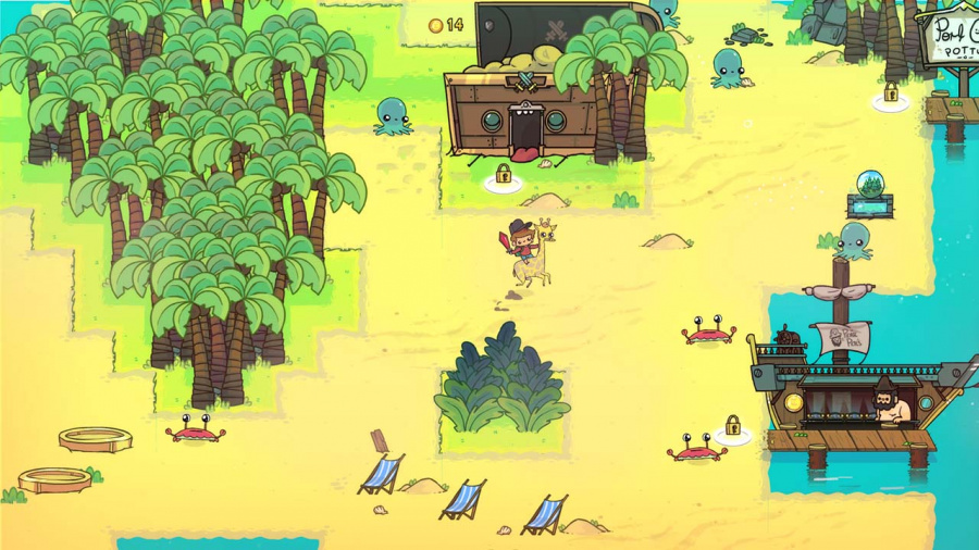 The Adventure Pals Review - Screenshot 3 of 5