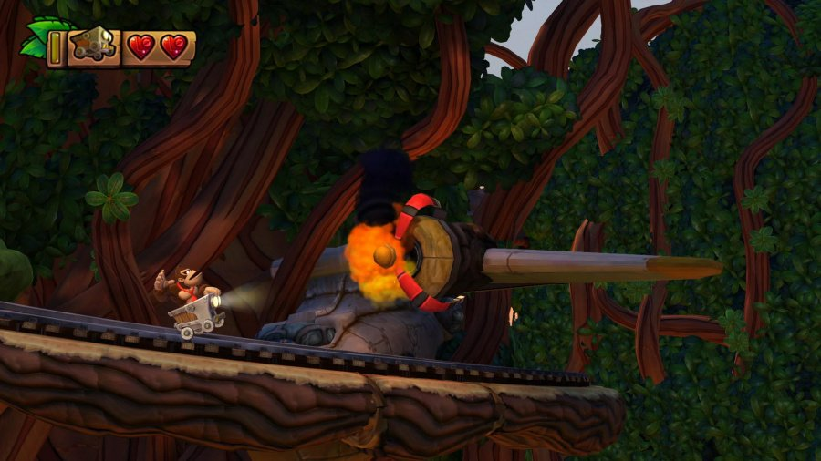 Donkey Kong Country: Tropical Freeze Review - Screenshot 5 of 5