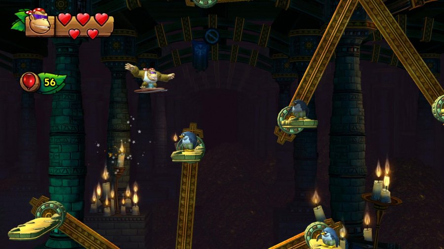 Donkey Kong Country: Tropical Freeze Review - Screenshot 3 of 5