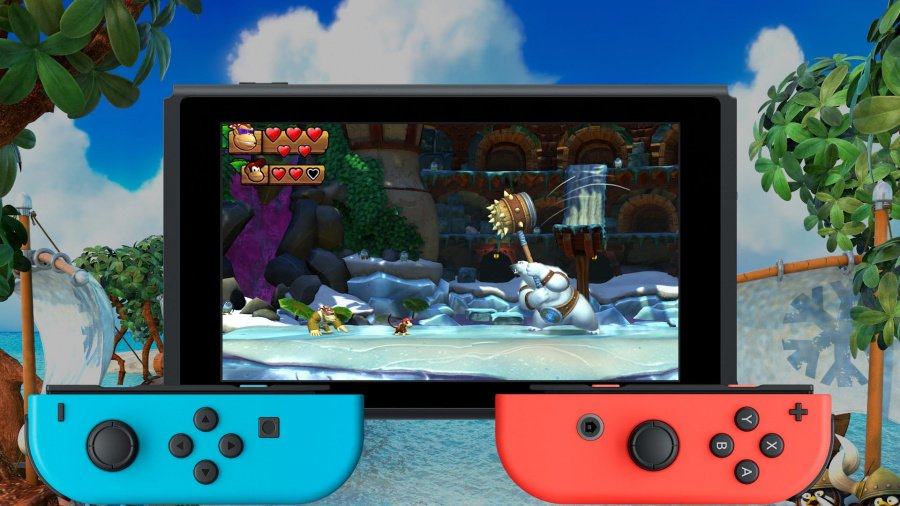 Donkey Kong Country: Tropical Freeze Review - Screenshot 1 of 5