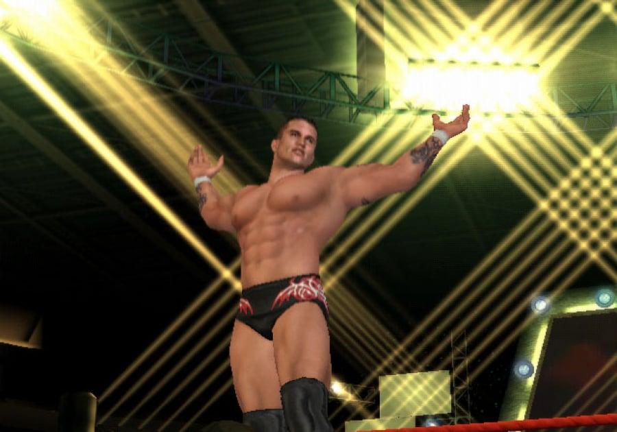 WWE Smackdown! vs RAW 2008 Review - Screenshot 2 of 5
