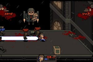 Streets of Red - Devil's Dare Deluxe Screenshot