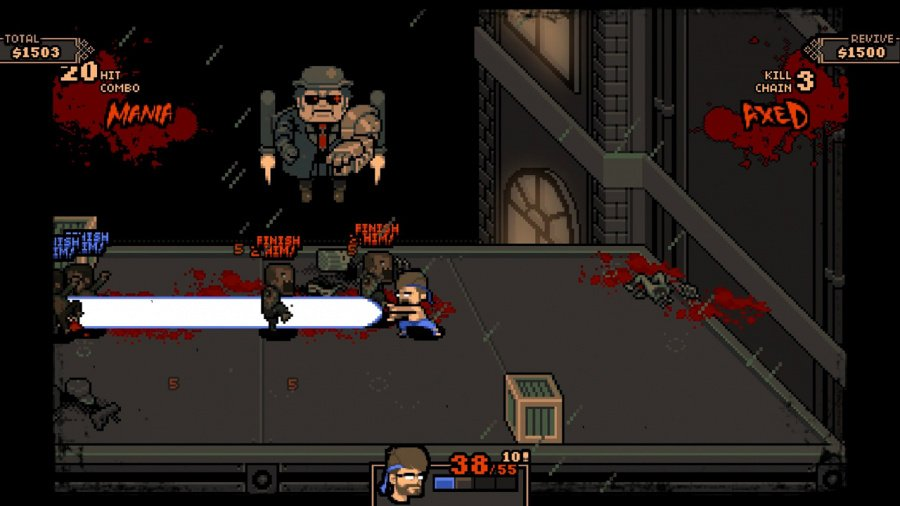 Streets of Red - Devil's Dare Deluxe Review - Screenshot 5 of 6