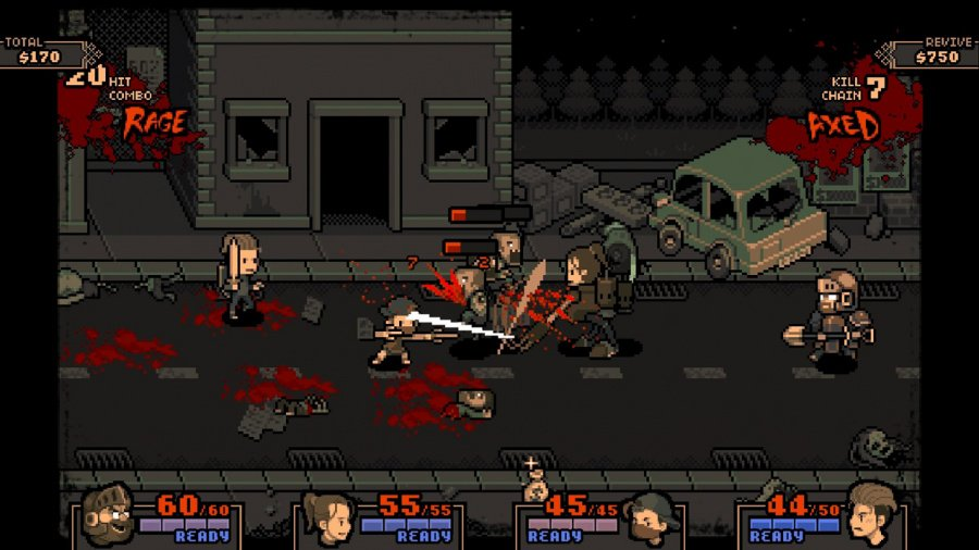 Streets of Red - Devil's Dare Deluxe Review - Screenshot 6 of 6