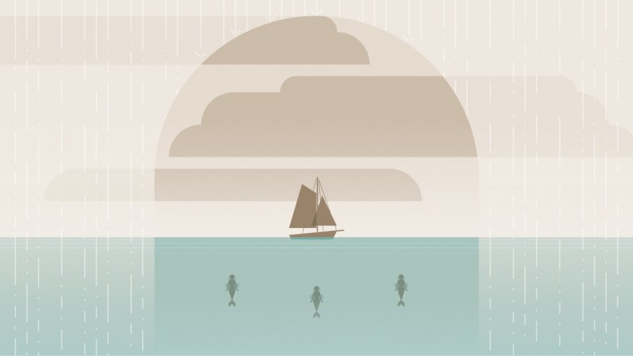 Burly Men at Sea Review - Screenshot 1 of 4