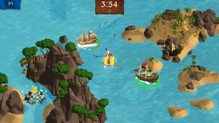 Pirates: All Aboard! Review - Screenshot 1 of 3