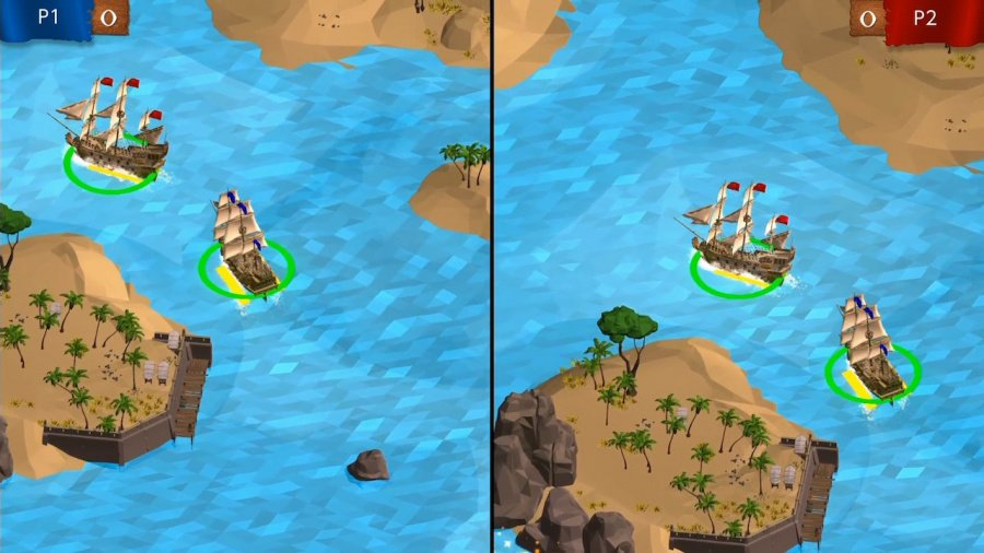 Pirates: All Aboard! Review - Screenshot 3 of 3