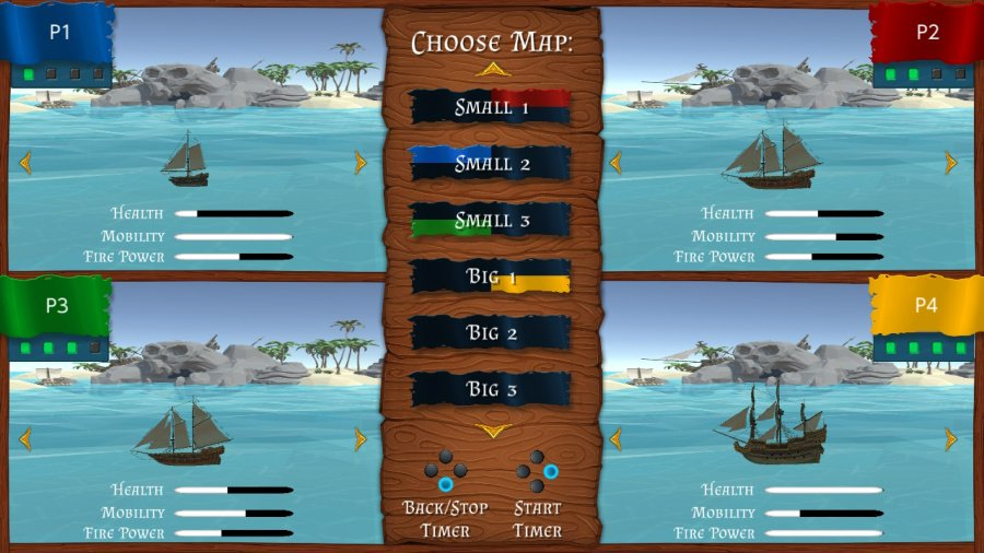 Pirates: All Aboard! Review - Screenshot 2 of 3
