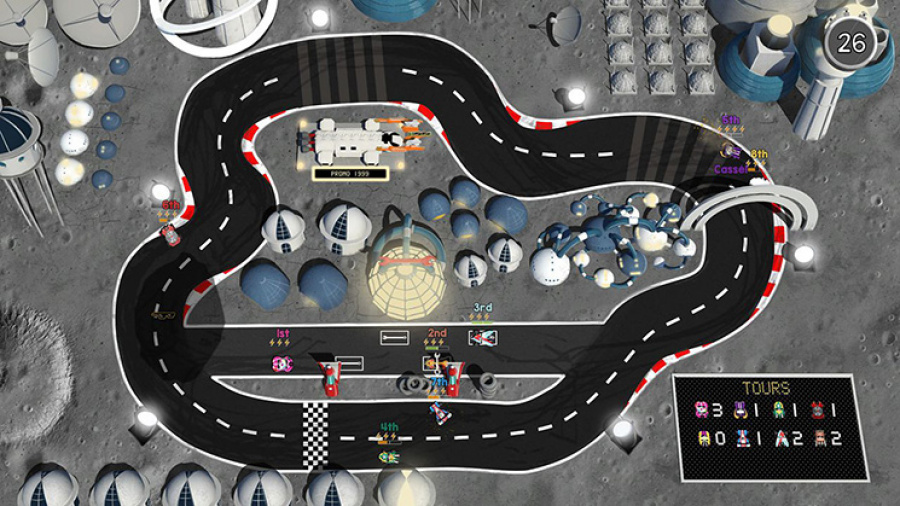 BAFL - Brakes Are For Losers Review - Screenshot 1 of 3