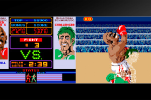 Arcade Archives Punch-Out!! Screenshot