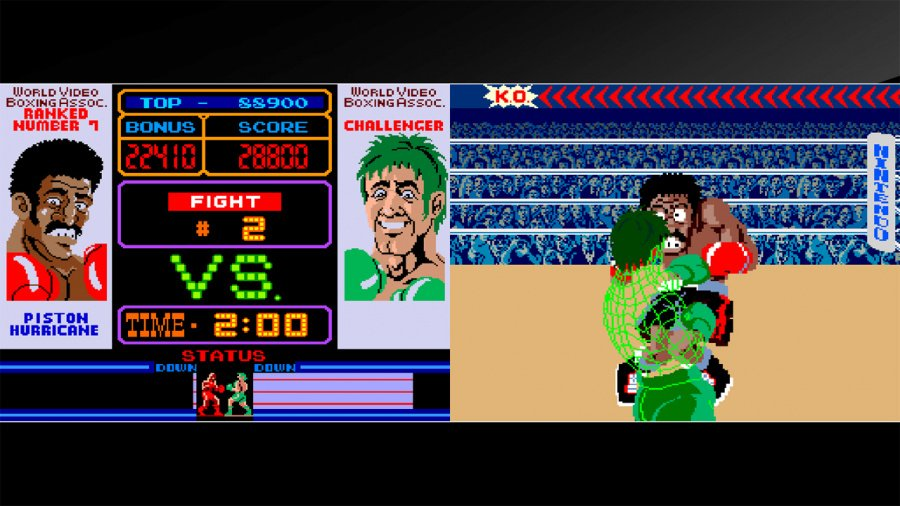 Arcade Archives Punch-Out!! Review - Screenshot 3 of 3