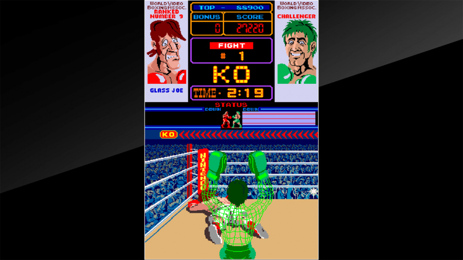 Arcade Archives Punch-Out!! Review - Screenshot 2 of 3