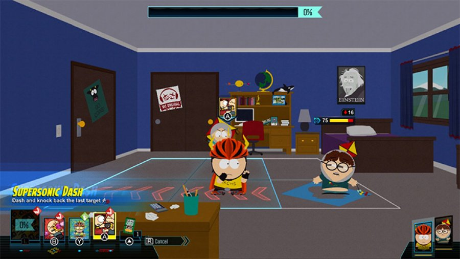 South Park: The Fractured But Whole Review - Screenshot 2 of 4