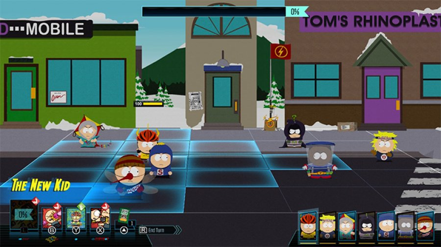 South Park: The Fractured But Whole Review - Screenshot 1 of 4