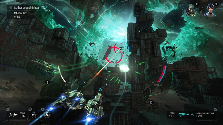 Manticore: Galaxy On Fire Review - Screenshot 1 of 4