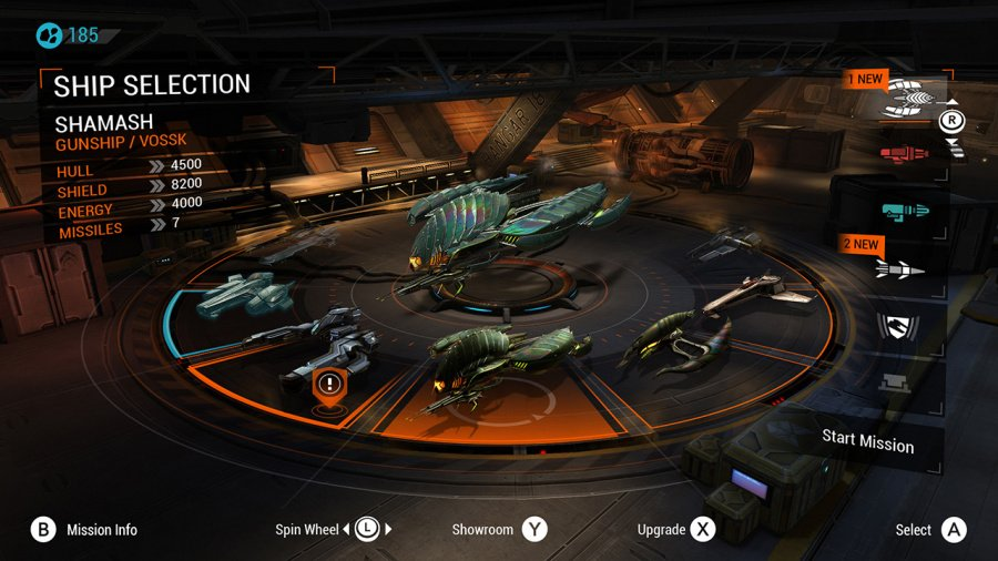 Manticore: Galaxy On Fire Review - Screenshot 2 of 5