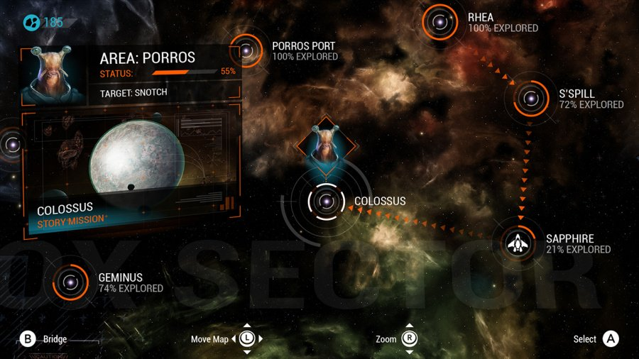 Manticore: Galaxy On Fire Review - Screenshot 3 of 5