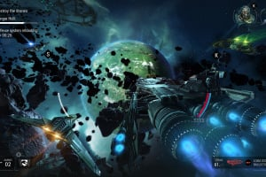 Manticore: Galaxy On Fire Screenshot