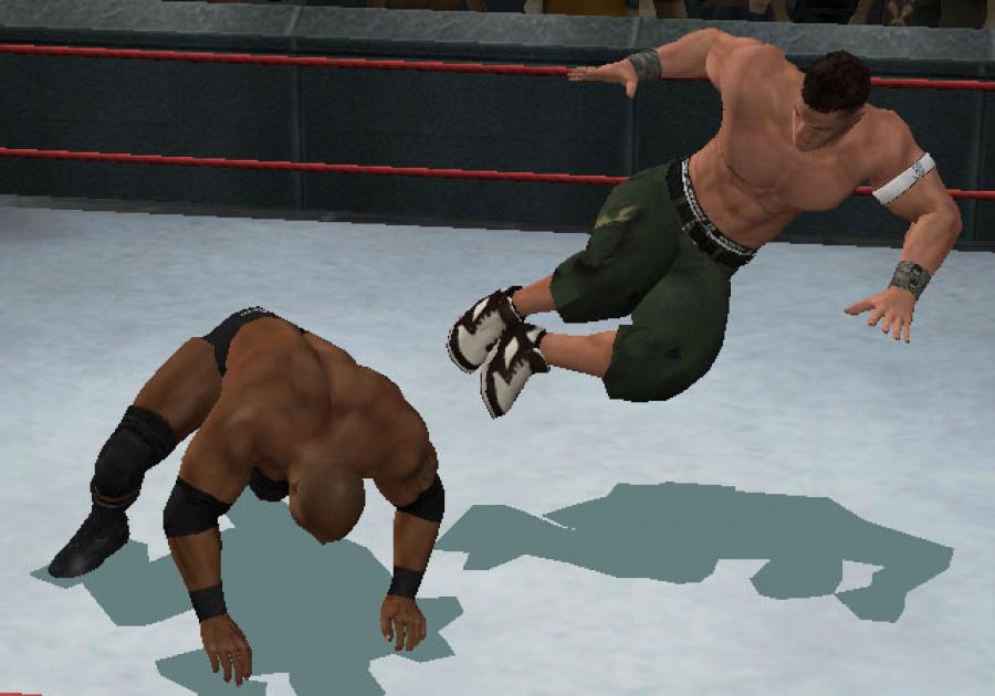 WWE Smackdown! vs RAW 2008 Review - Screenshot 4 of 5