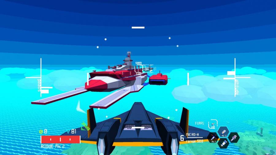 Sky Rogue Review - Screenshot 4 of 6