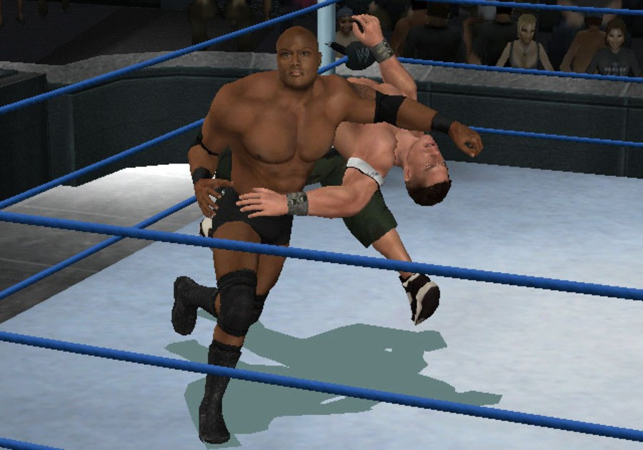 WWE Smackdown! vs RAW 2008 Screenshot