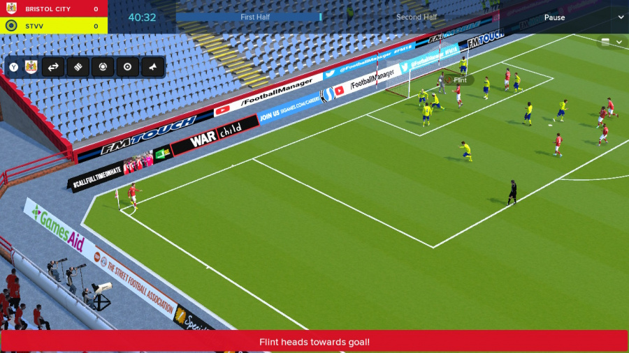 Football Manager Touch 2018 Review - Screenshot 3 of 5