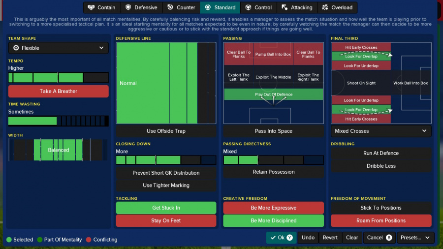 Football Manager Touch 2018 Review - Screenshot 1 of 5