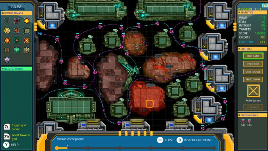 Zotrix: Solar Division Review - Screenshot 2 of 4