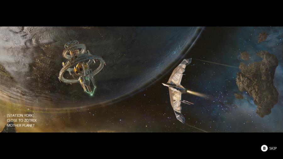 Zotrix: Solar Division Review - Screenshot 1 of 4