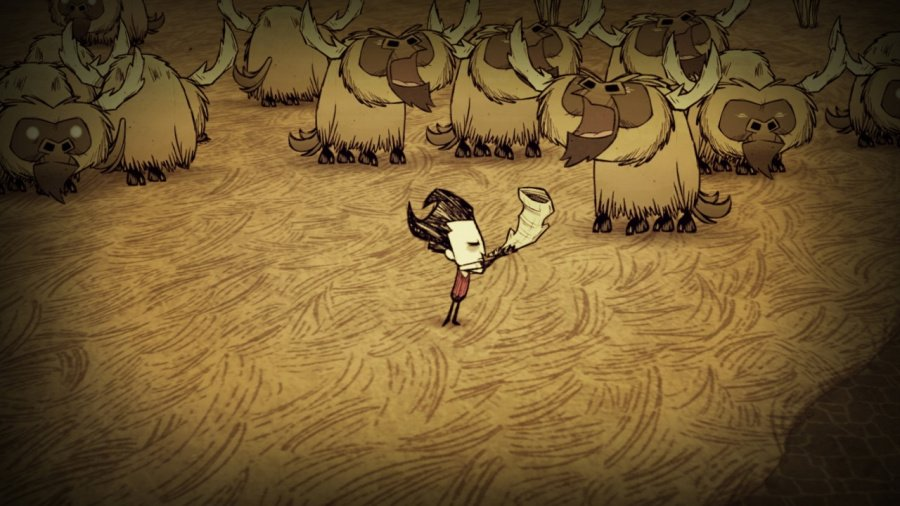 Don't Starve: Nintendo Switch Edition Review - Screenshot 3 of 5