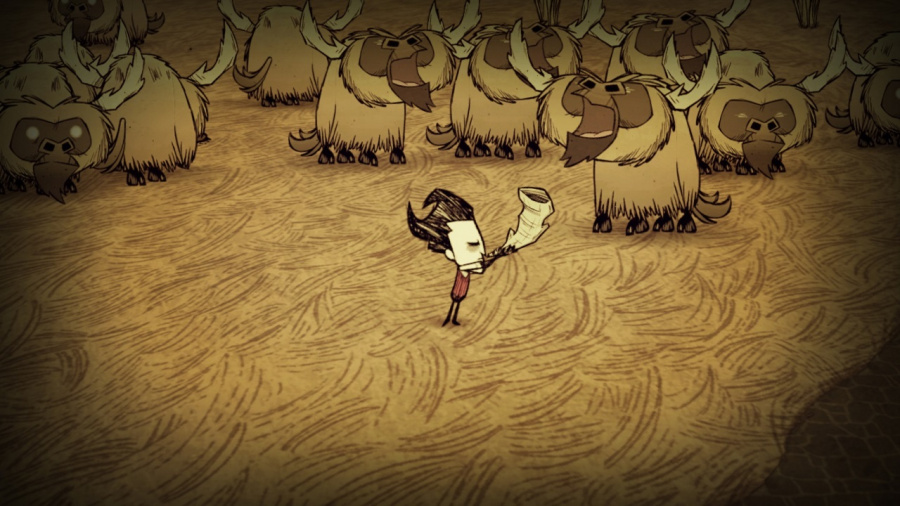 Don't Starve: Nintendo Switch Edition Review - Screenshot 1 of 4