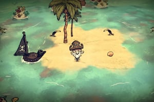 Don't Starve: Nintendo Switch Edition Screenshot