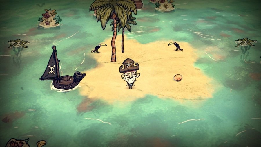Don't Starve: Nintendo Switch Edition Review - Screenshot 1 of 5