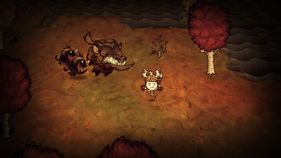 Don't Starve: Nintendo Switch Edition Review - Screenshot 5 of 5