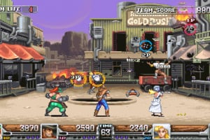 Wild Guns Reloaded Screenshot