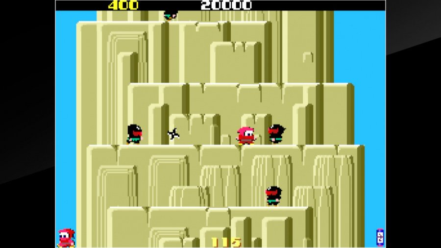Arcade Archives Ninja-Kid Review - Screenshot 2 of 4