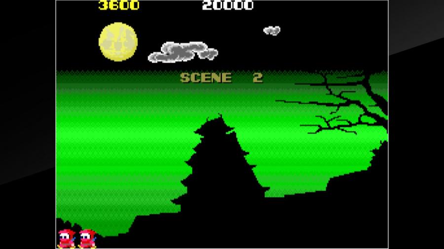 Arcade Archives Ninja-Kid Review - Screenshot 1 of 3