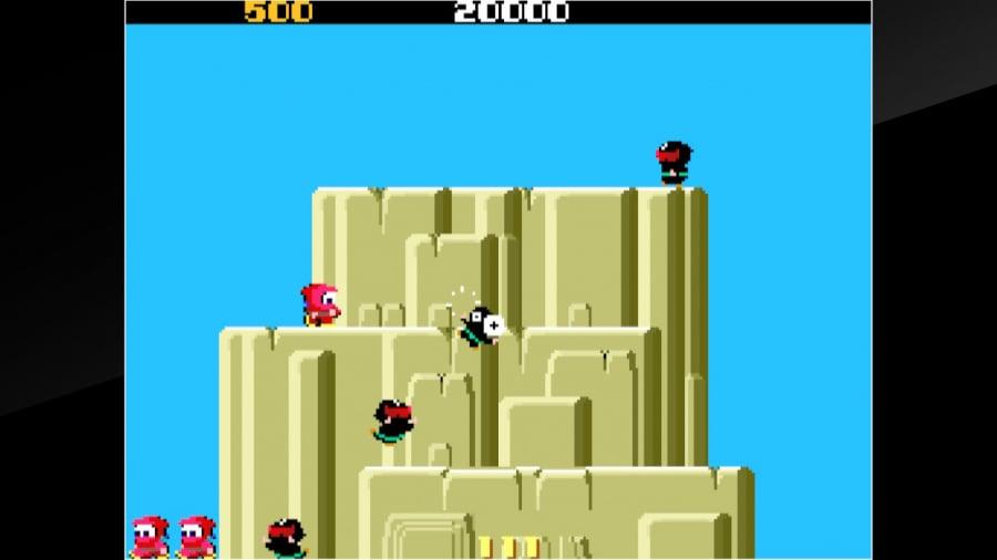 Arcade Archives Ninja-Kid Review - Screenshot 1 of 4