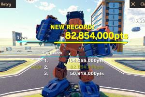 Nintendo Labo Toy-Con 02: Robot Kit Screenshot