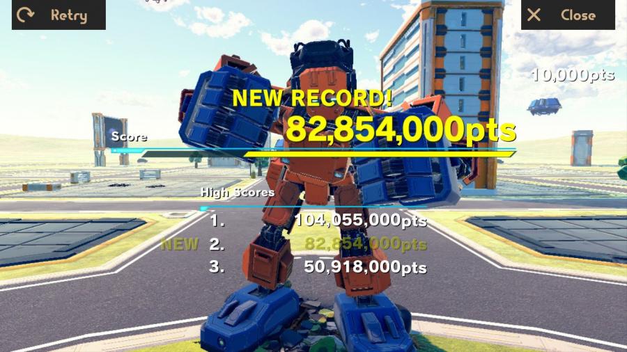 Nintendo Labo Toy-Con 02: Robot Kit Review - Screenshot 4 of 5