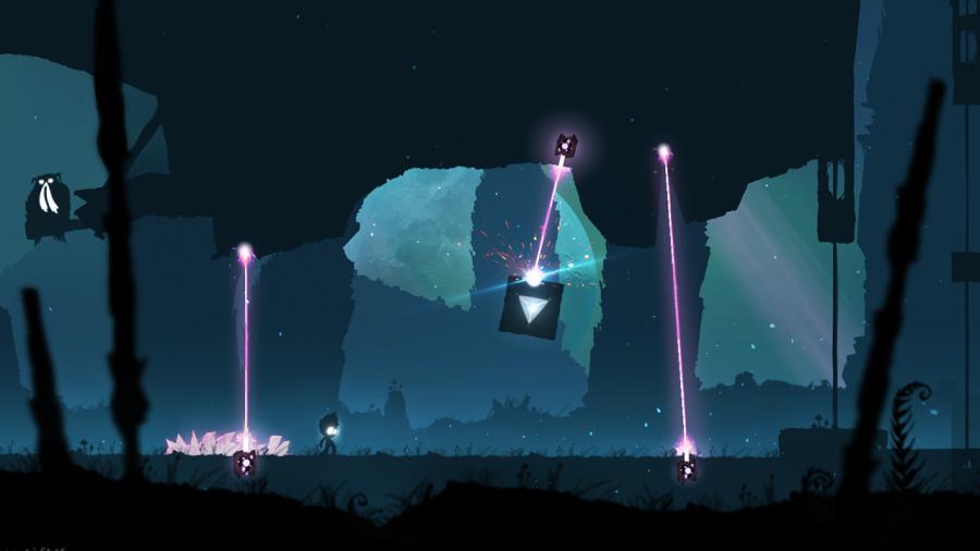 Light Fall Review - Screenshot 2 of 3