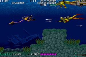 Johnny Turbo's Arcade: Sly Spy Screenshot