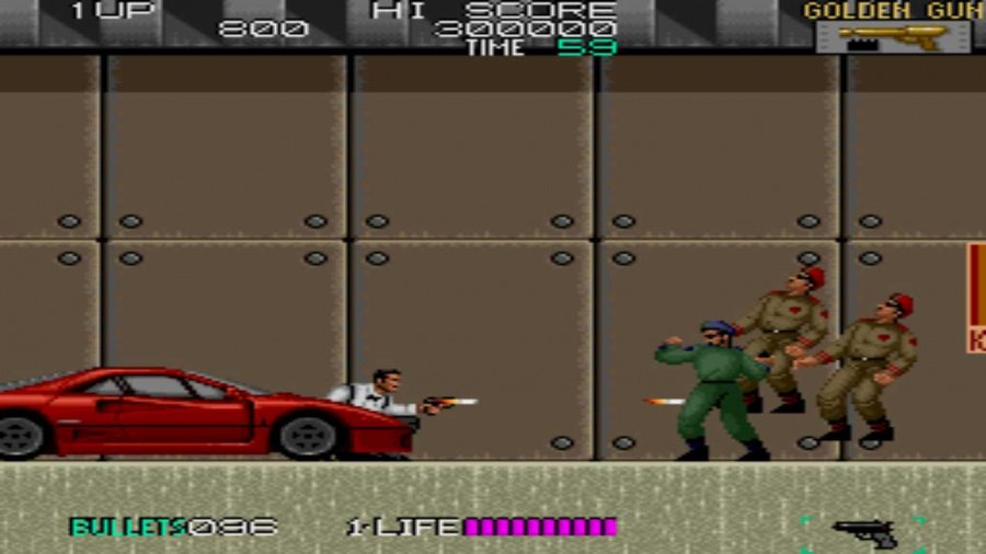 Johnny Turbo's Arcade: Sly Spy Review - Screenshot 4 of 4