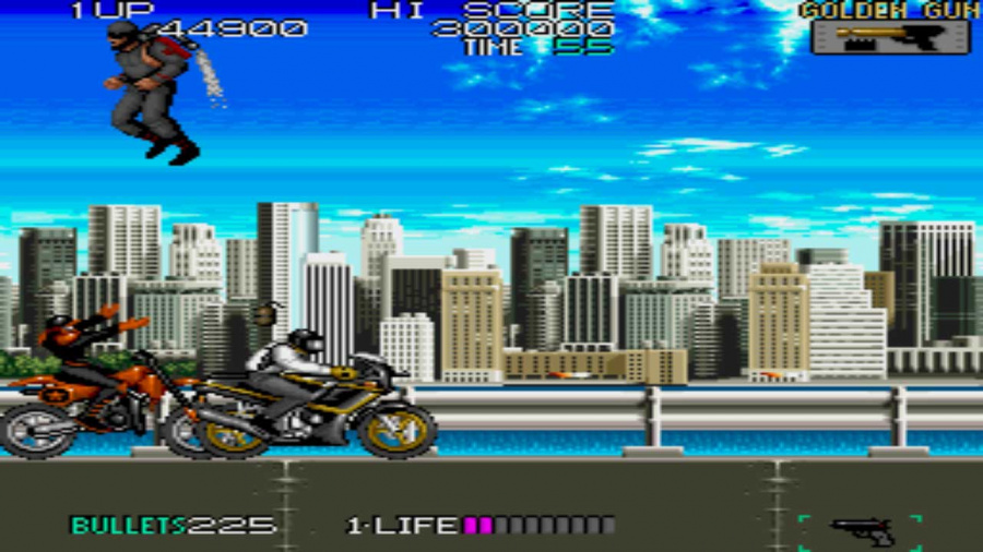 Johnny Turbo's Arcade: Sly Spy Review - Screenshot 1 of 3