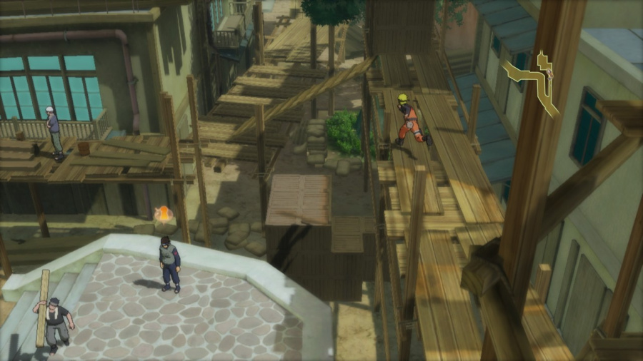 Naruto Shippuden: Ultimate Ninja Storm Trilogy Review - Screenshot 1 of 4