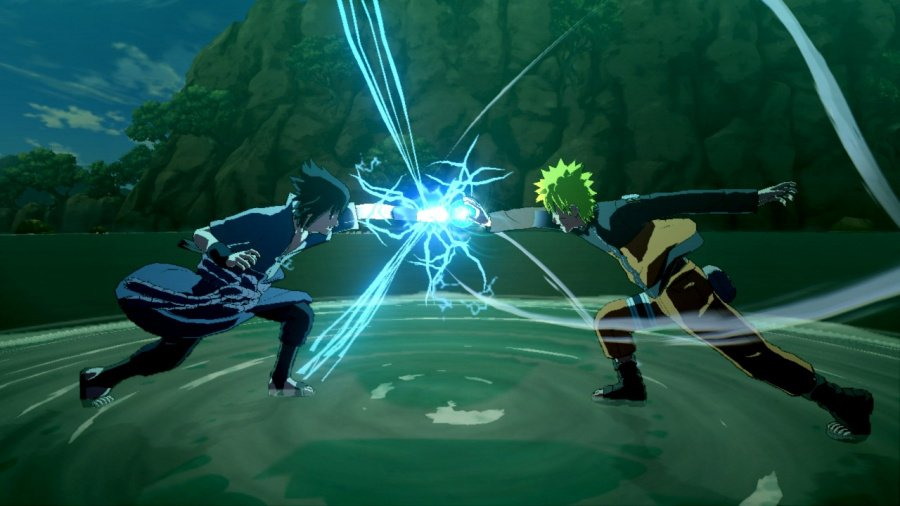 Naruto Shippuden: Ultimate Ninja Storm Trilogy Review - Screenshot 1 of 5