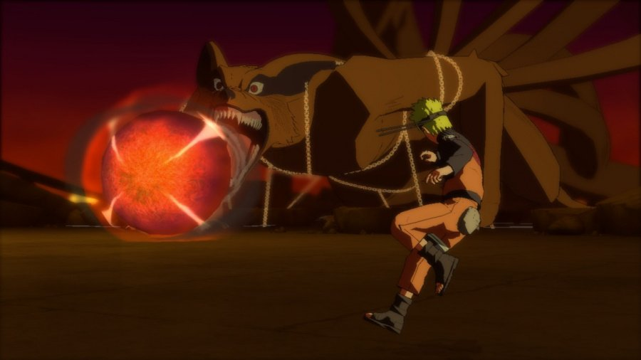 Naruto Shippuden: Ultimate Ninja Storm Trilogy Review - Screenshot 4 of 5