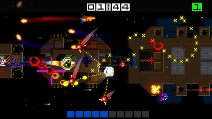 Hyper Sentinel Review - Screenshot 1 of 4