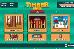 Timberman VS Screenshot